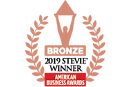 Stevie Winner Bronze Award logo