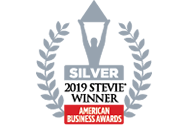 Stevie Winner Silver Award logo
