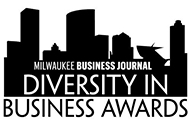 Milwaukee Business Journal Diversity in Business Awards Logo