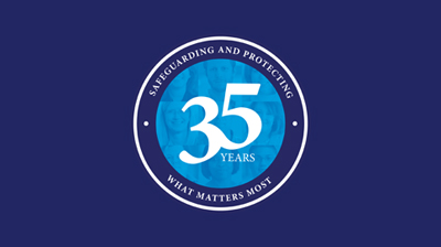 Applied Systems 35th Anniversary Logo